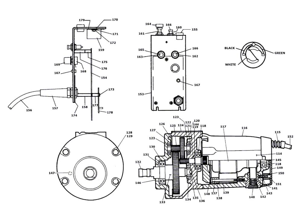 1967EVS-(0601967034)-Bosch-PB-1Break Down
