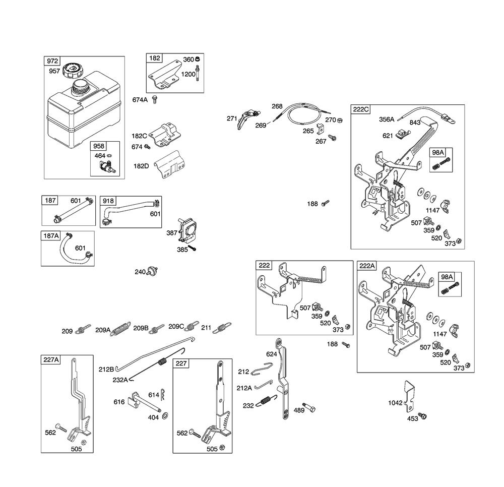 19G412-(0068)-01-BriggsandStratton-PB-4Break Down