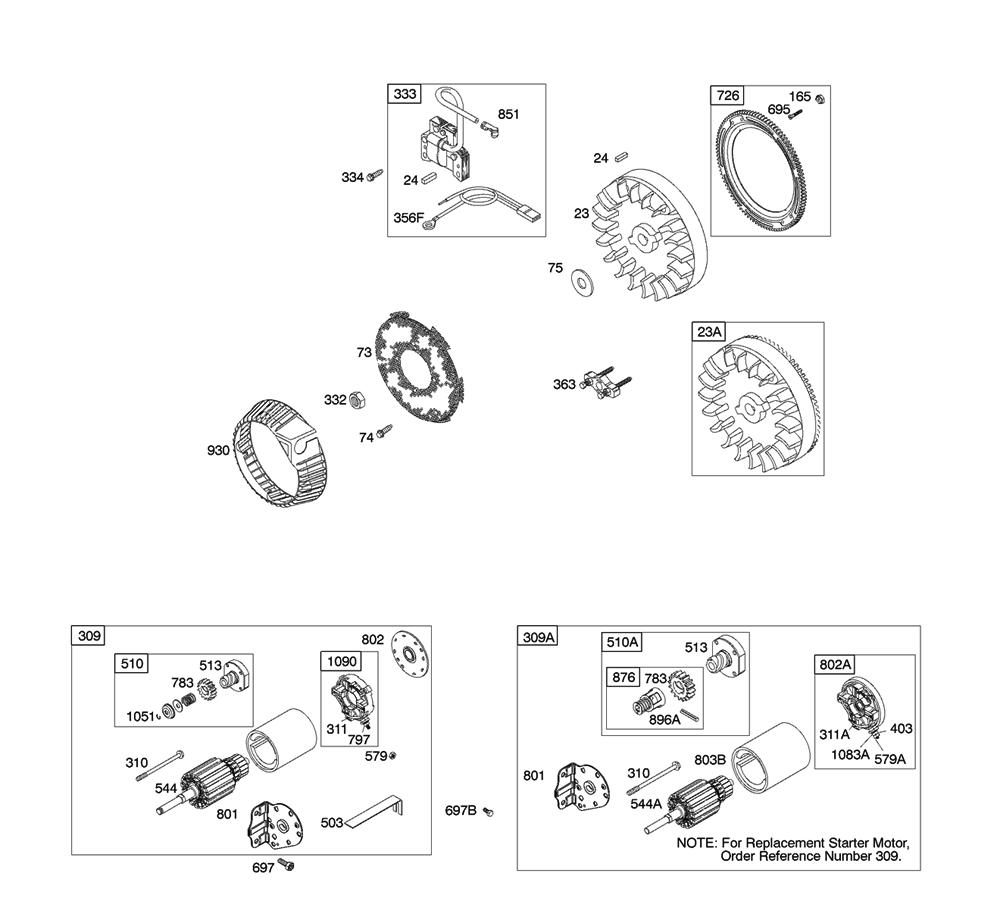 19G412-(1129)-E1-BriggsandStratton-PB-6Break Down