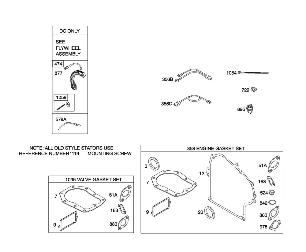 19G412-(1196)-E1-BriggsandStratton-PB-1Break Down