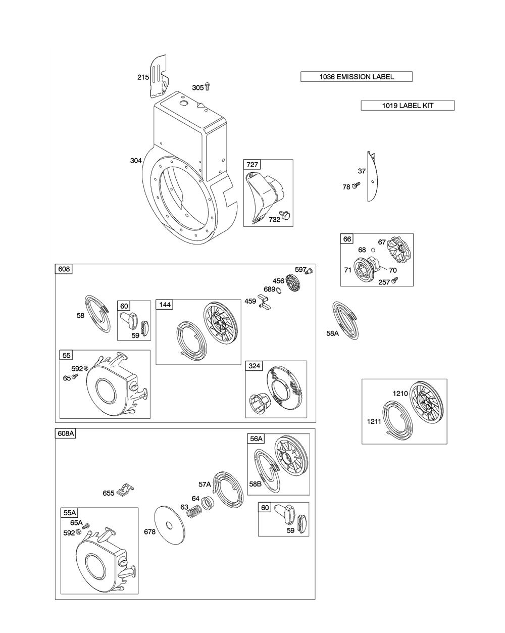 19G412-(1196)-E1-BriggsandStratton-PB-2Break Down
