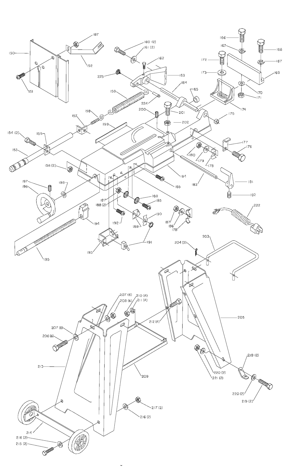 Delta-20-330-Type-2-Parts-1921-PBBreak Down