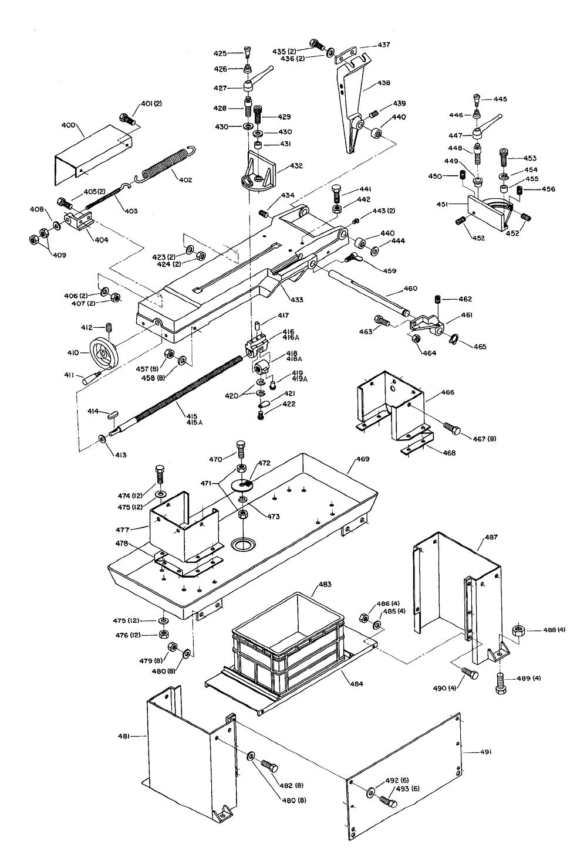 Delta-20-716-Type-1-Parts-3631-PBBreak Down