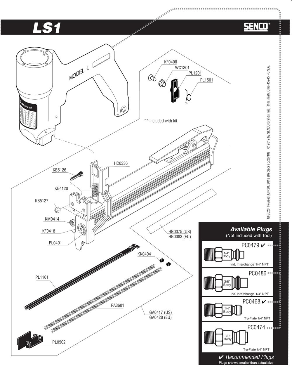 200001N-senco-PB-1Break Down