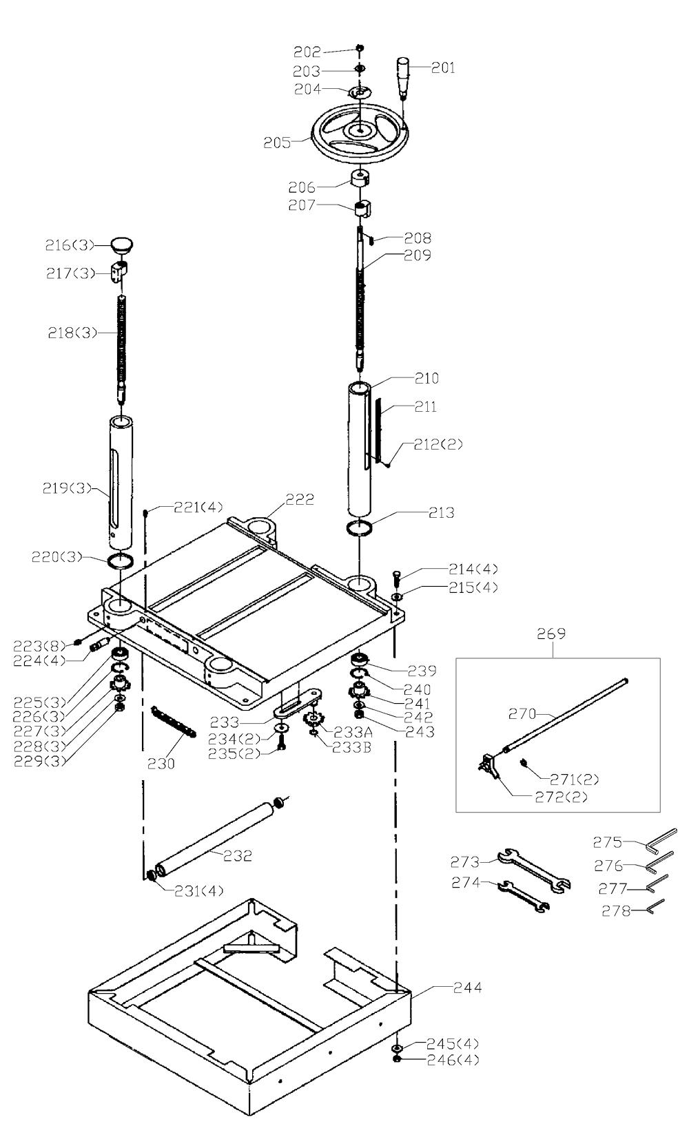 22-780X-Delta-T1-PB-2Break Down