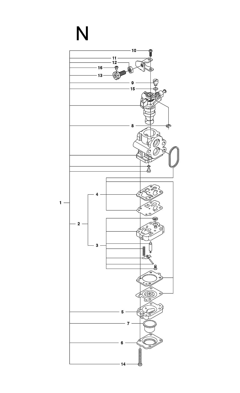 226HS75S-(06)-Husqvarna-PB-13Break Down