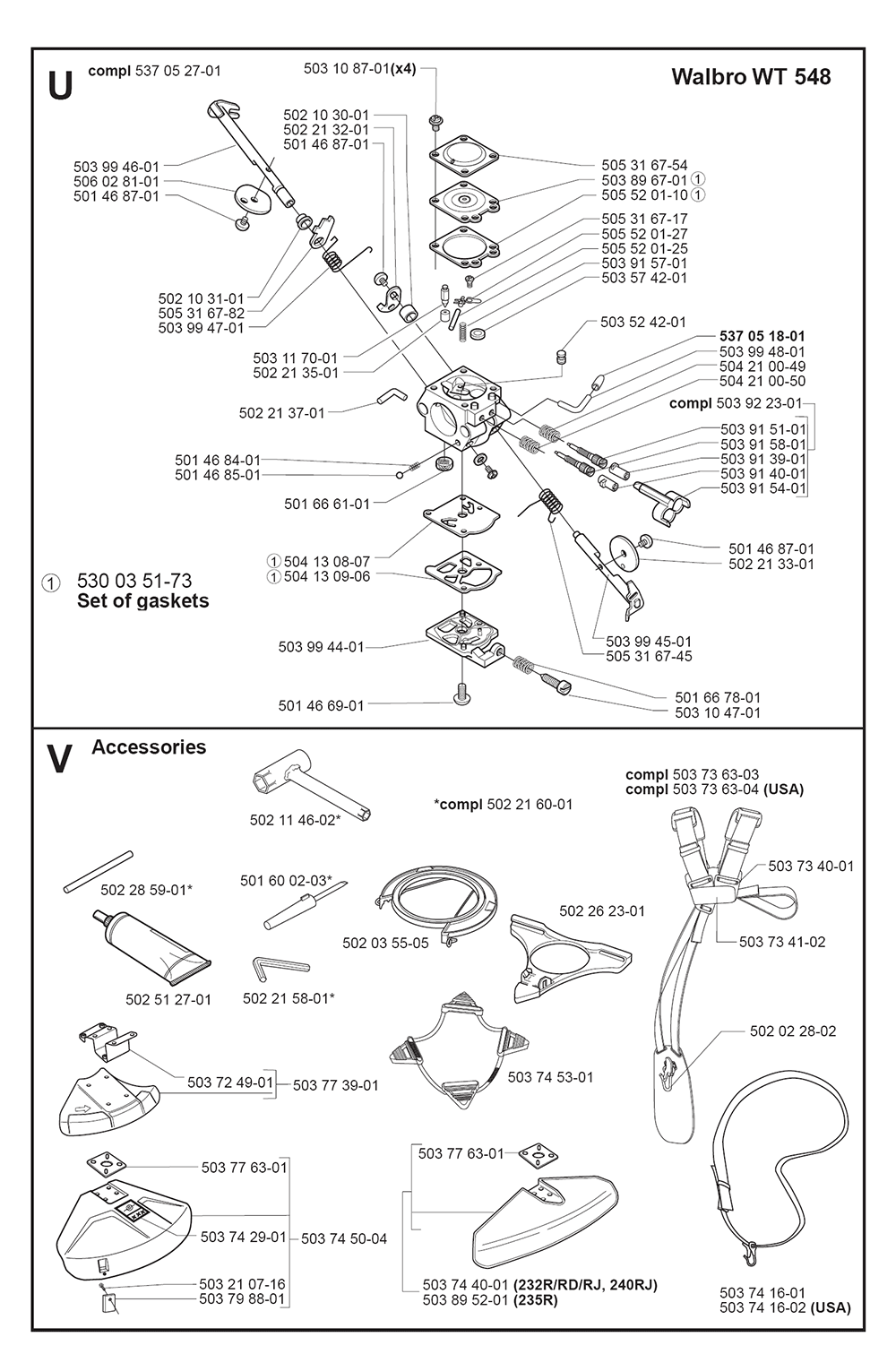 240 L-(I0000090)-Husqvarna-PB-4Break Down