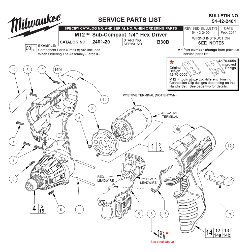 Buy Milwaukee 2401