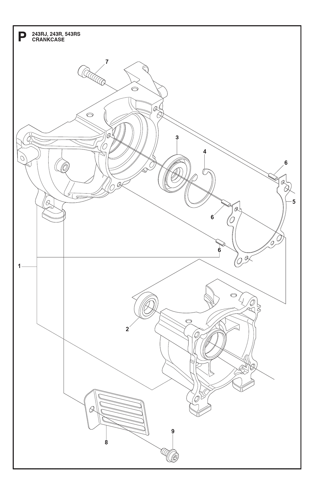 243 R-(23)-Husqvarna-PB-13Break Down