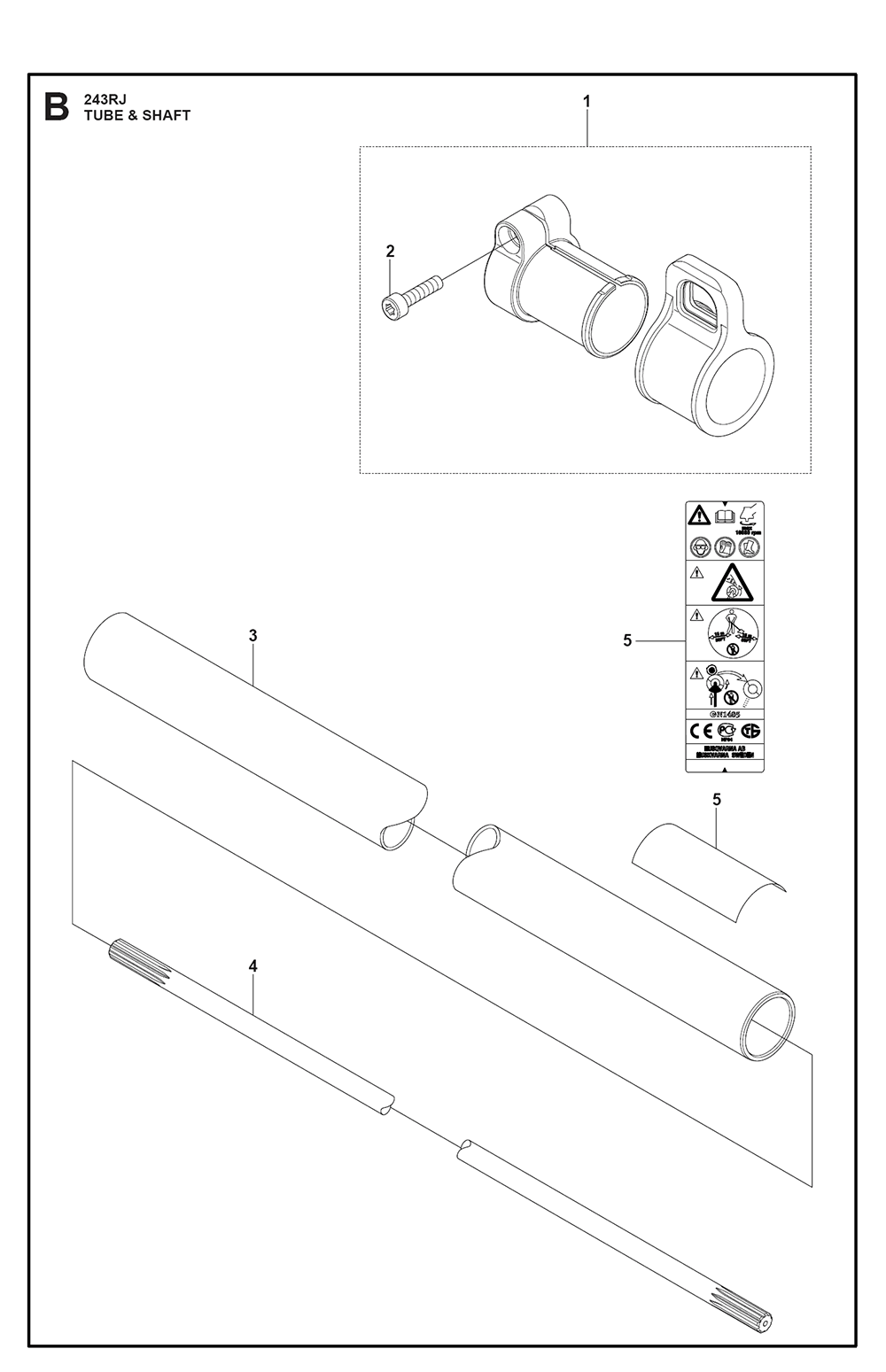 243 RJ-(25)-Husqvarna-PB-1Break Down