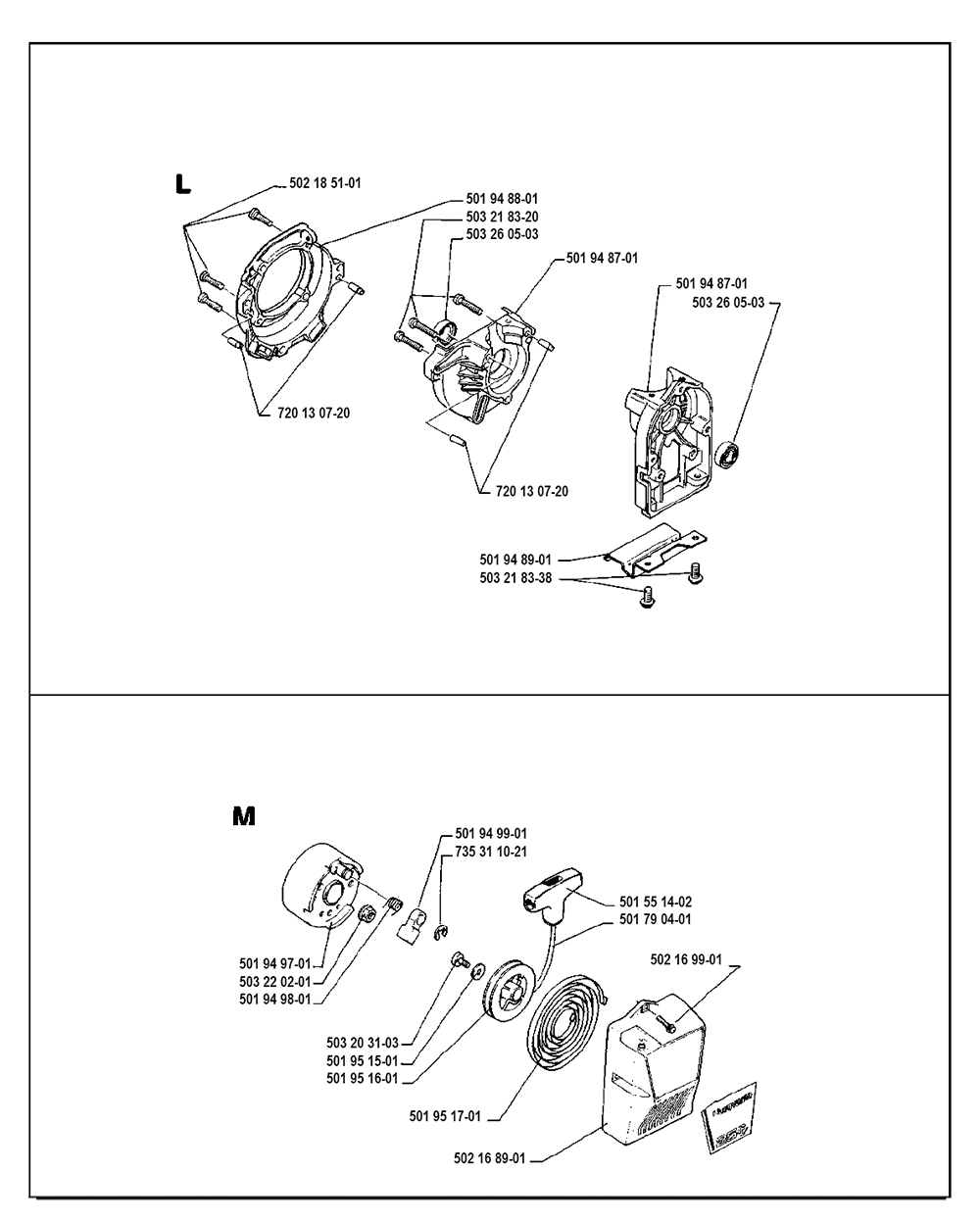 25 R-(I8900003)-Husqvarna-PB-4Break Down