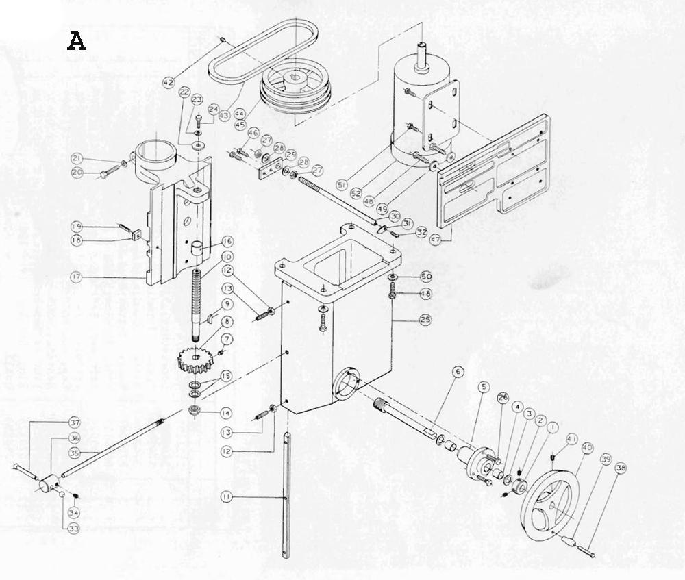 buy powermatic 26 shaper replacement tool parts