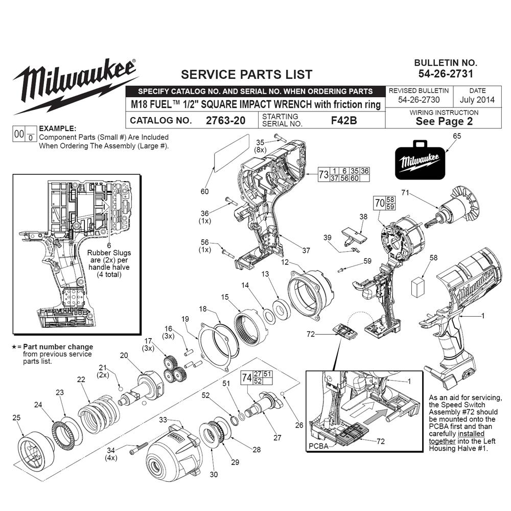 Buy Milwaukee 2763