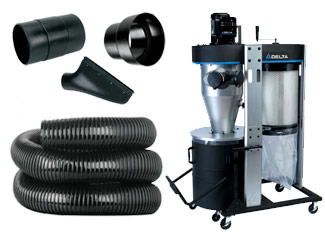 Dust Collector & Accessories
