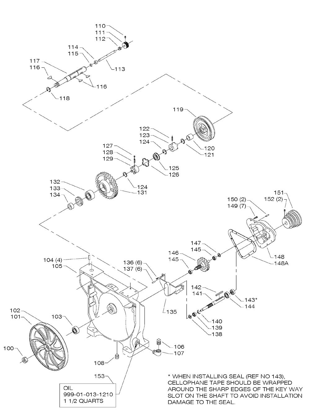 Delta-28-306-Type-1-Parts-3640-PBBreak Down