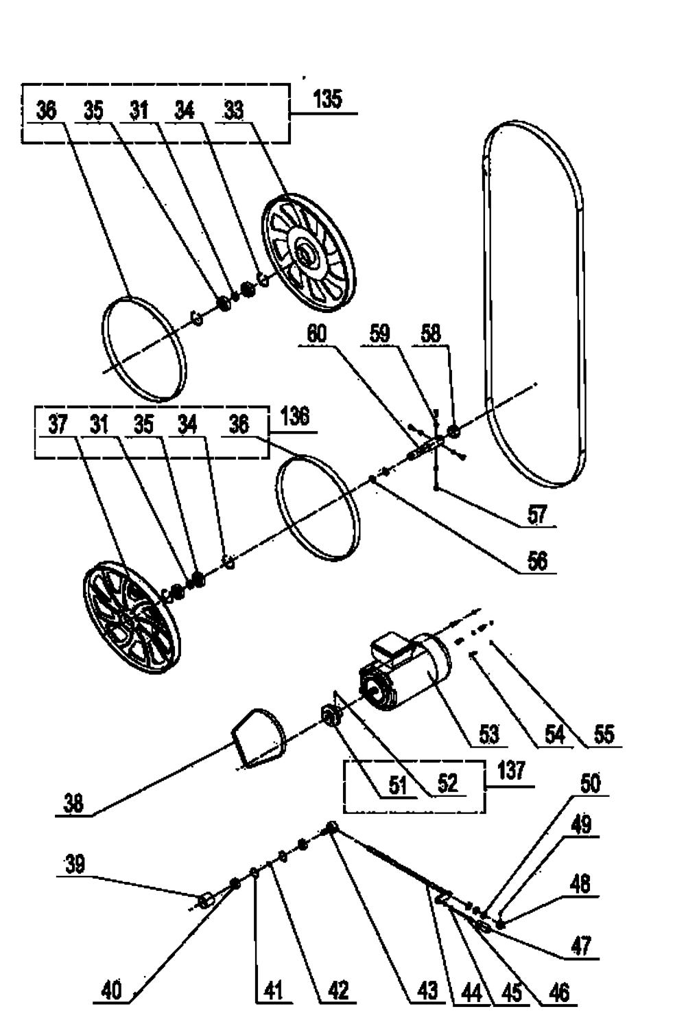 28-400-Delta-T1-PB-5Break Down