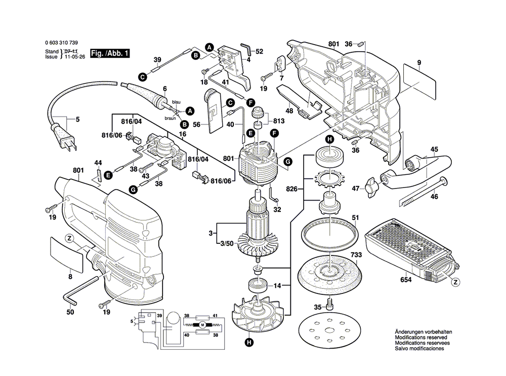 schematic for delta power tools