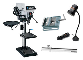 Drill Press & Accessories