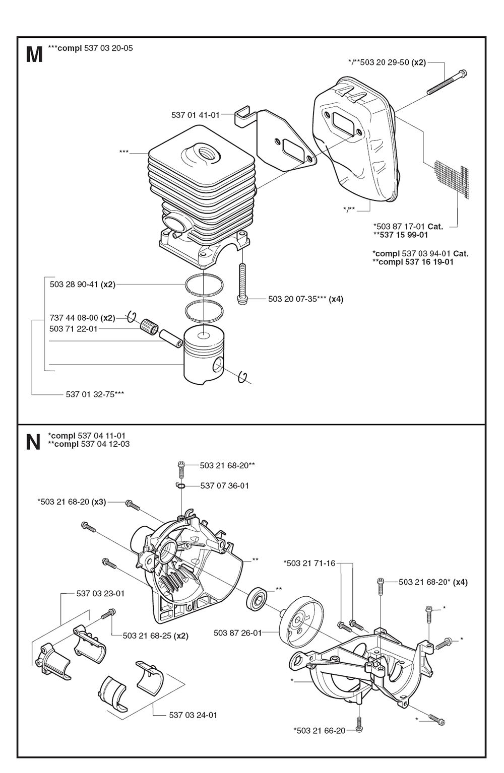 322 L-(1062784-61)-Husqvarna-PB-4Break Down