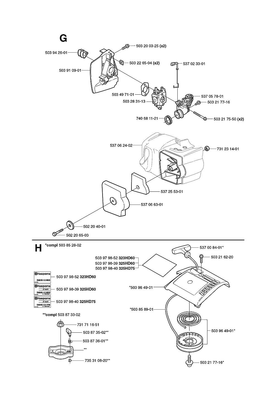 325HD60X-(1062756-61)-Husqvarna-PB-2Break Down