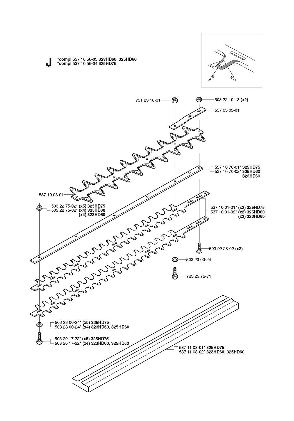 325HD75X-(1062756-61)-Husqvarna-PB-3Break Down