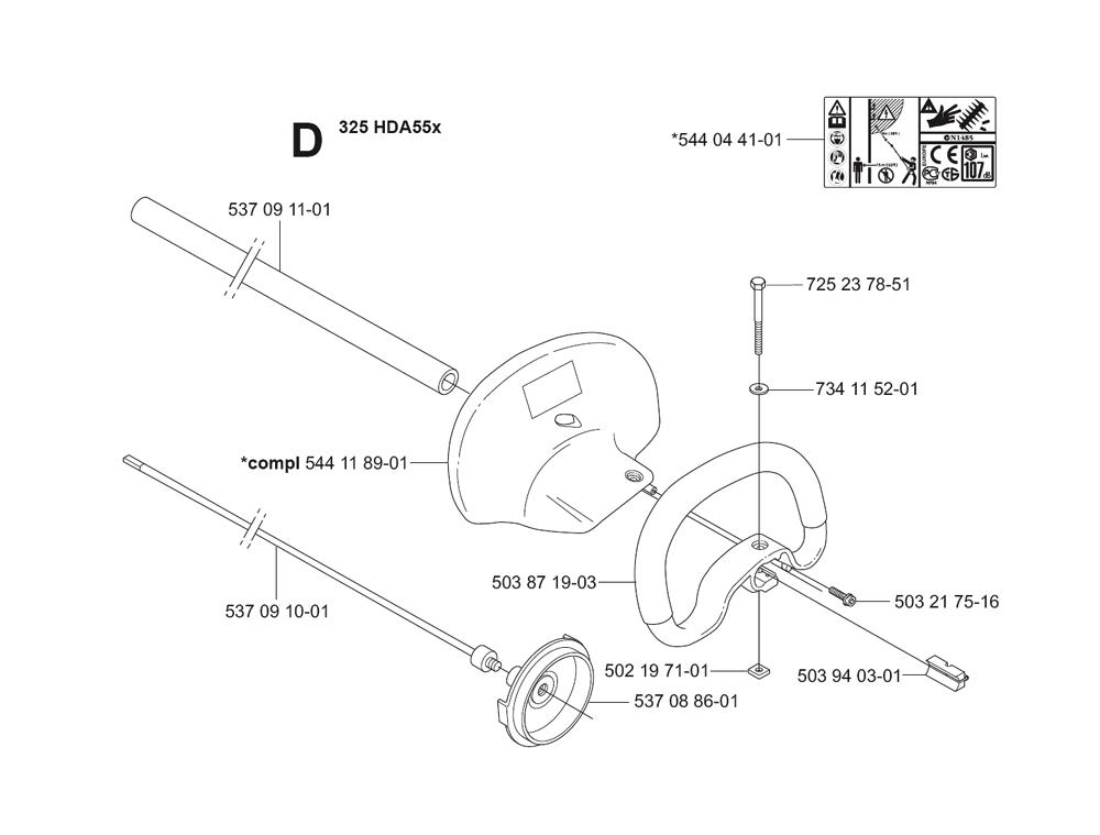 325HDA55X-(5440959-02)-Husqvarna-PB-3Break Down