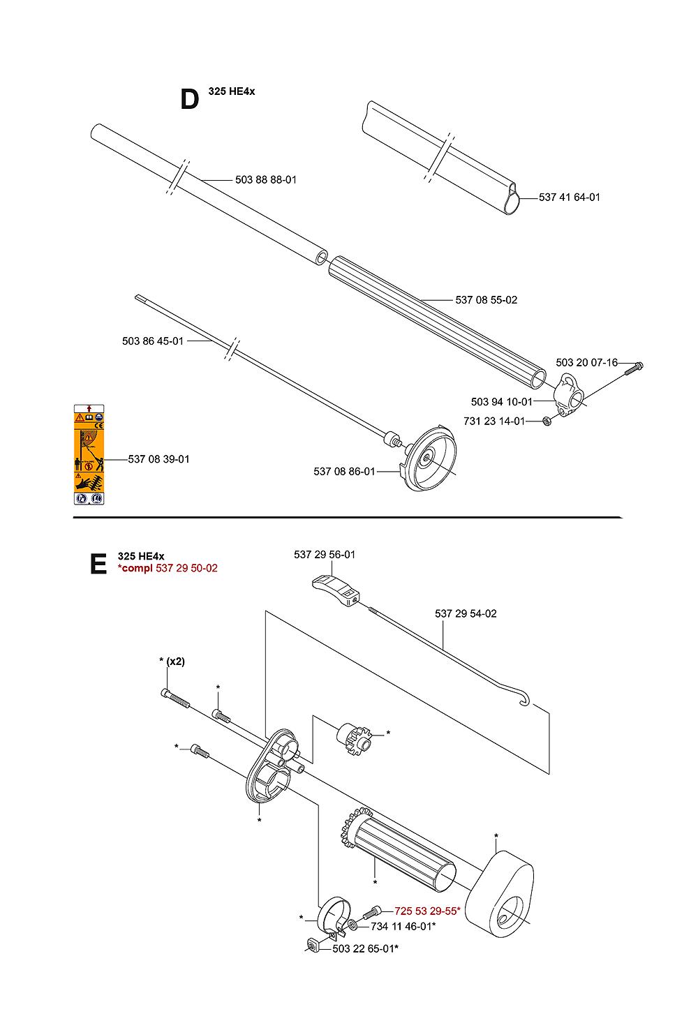 325HE4X-(5440959-01)-Husqvarna-PB-3Break Down