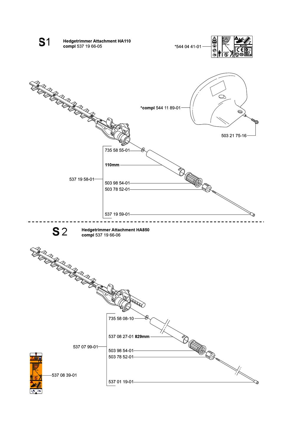 325HE4X-(5440959-02)-Husqvarna-PB-10Break Down