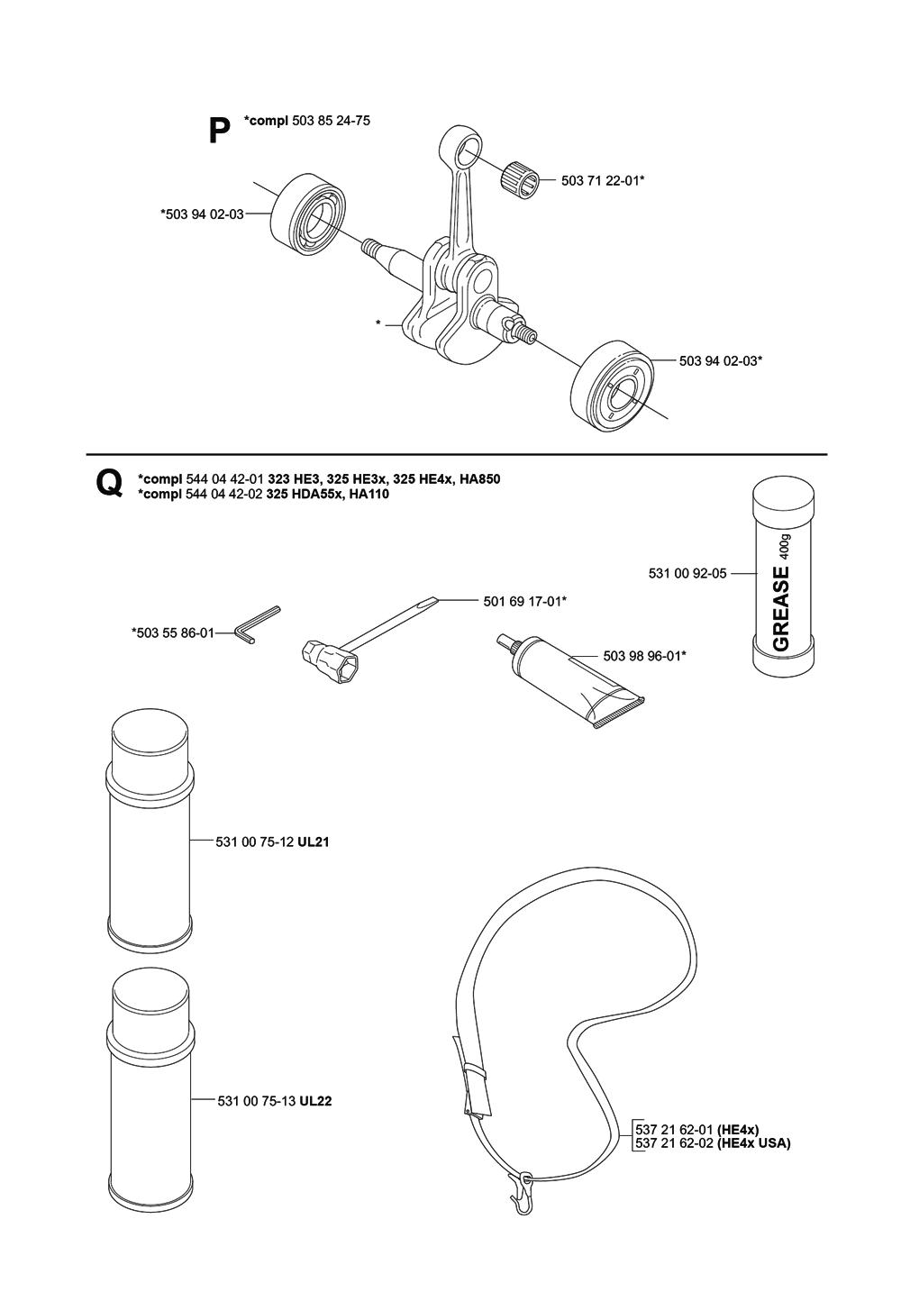 325HE4X-(5440959-02)-Husqvarna-PB-8Break Down