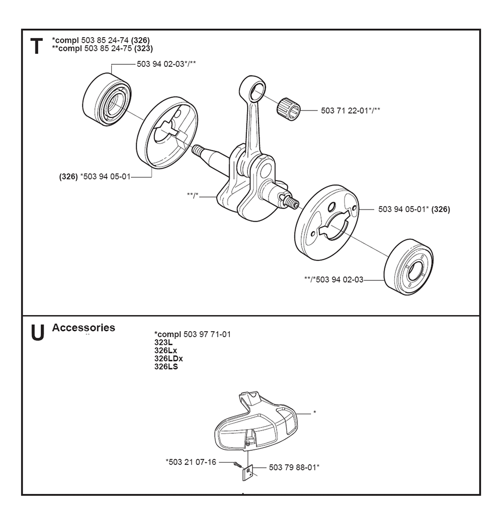 326 LS-(5040985-01)-Husqvarna-PB-8Break Down