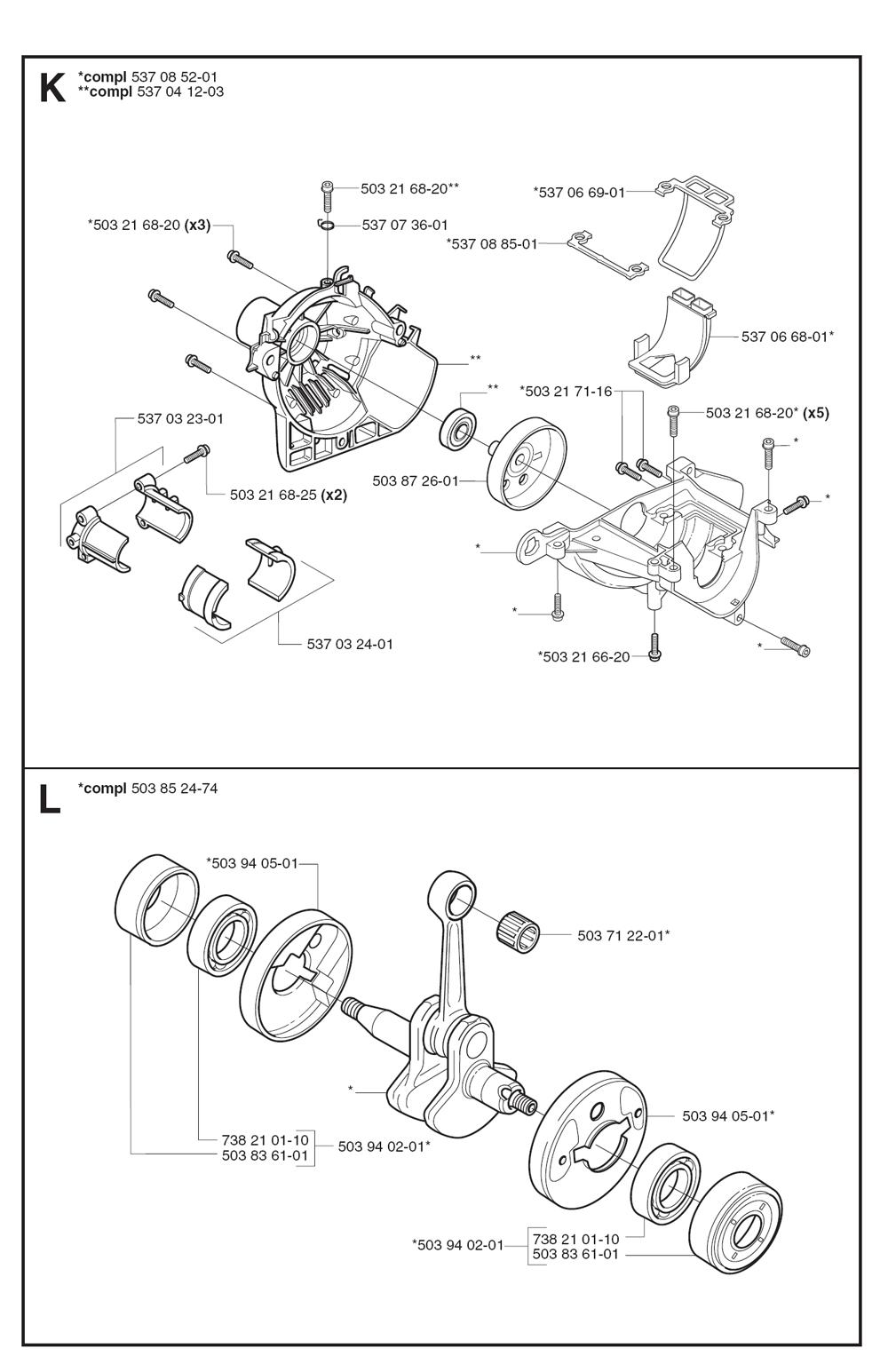326SX-Husqvarna-PB-5Break Down