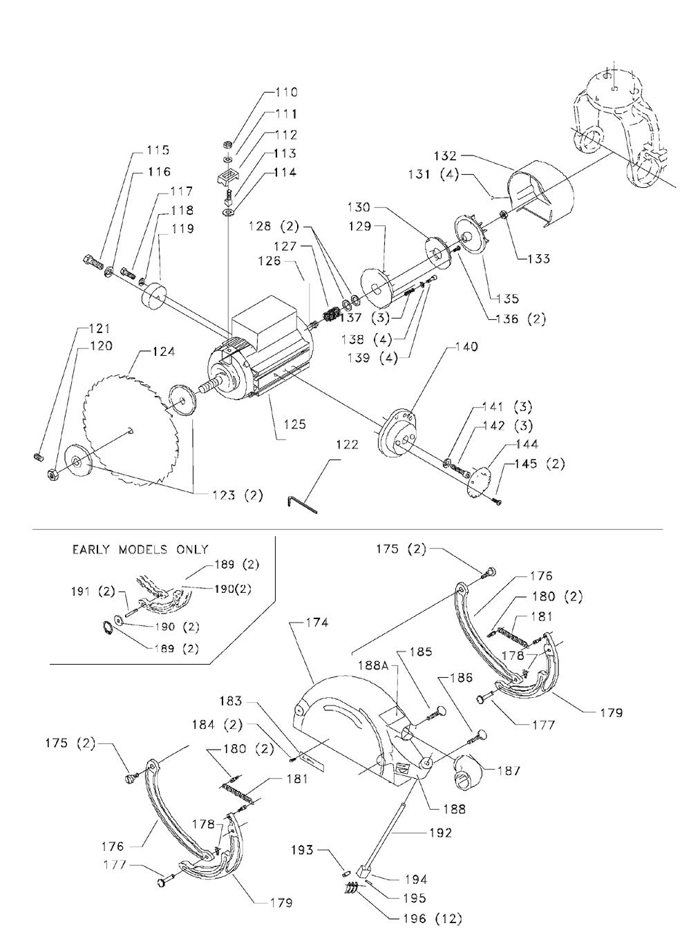 Delta-33-402-Type-2-Parts-1949-PBBreak Down
