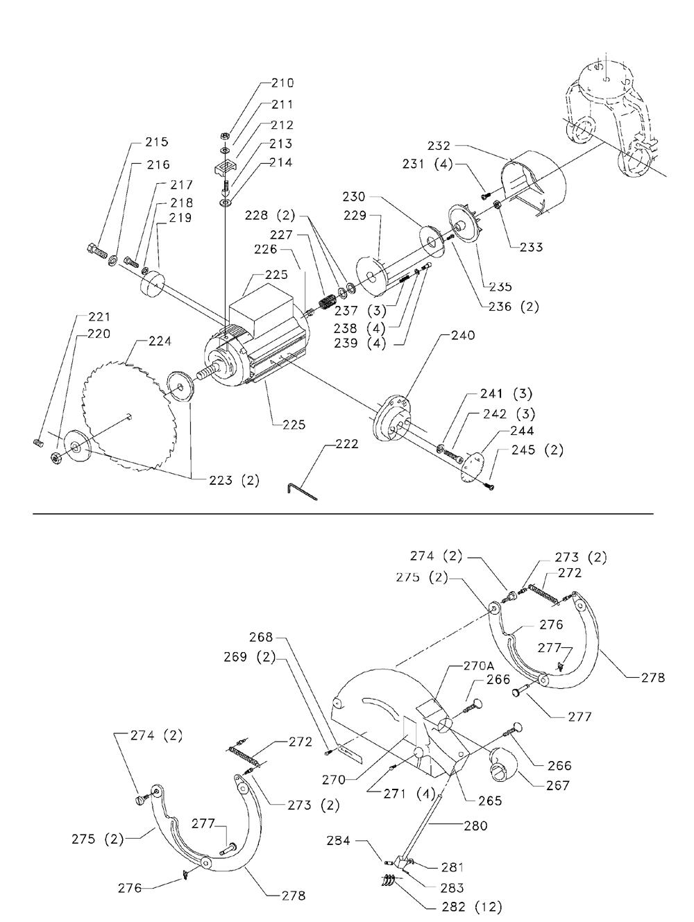 Delta-33-411-Type-2-Parts-1958-PBBreak Down
