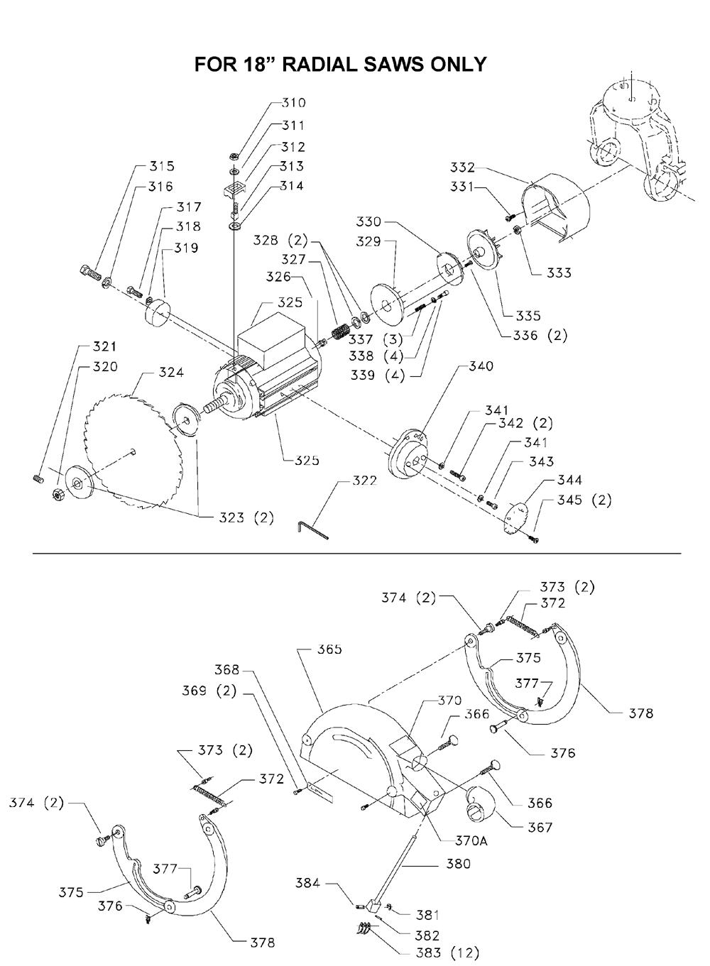 Delta-33-420-Type-2-Parts-1966-PBBreak Down