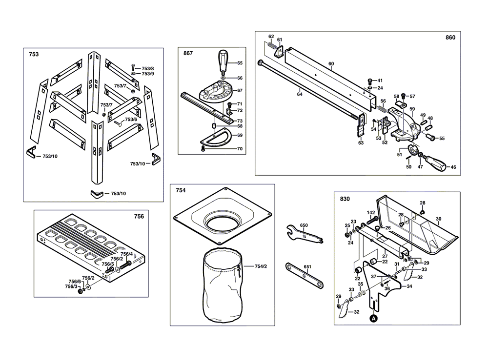 3400-(F012340000)-Skil-PB-1Break Down