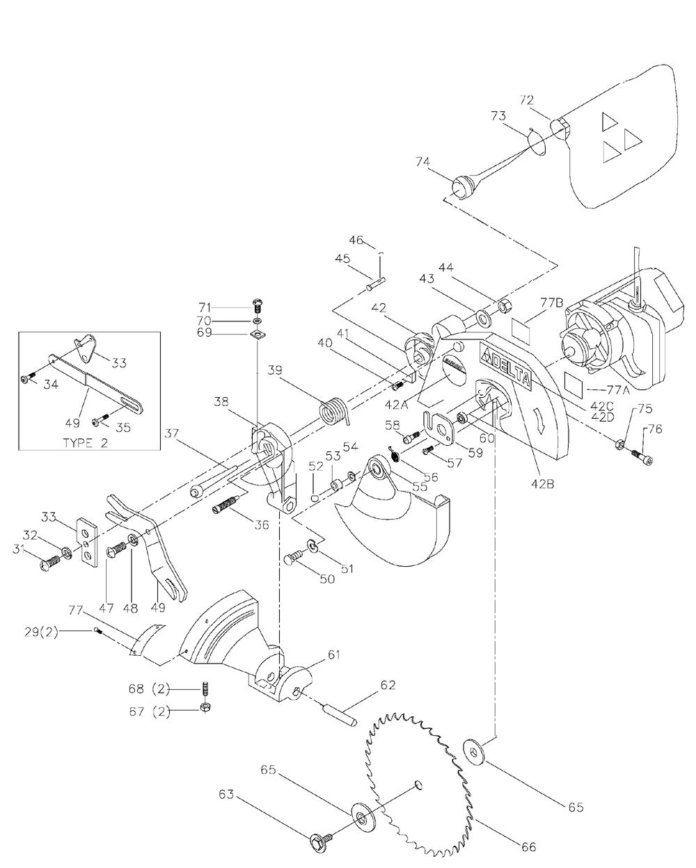 36-040-Delta-T1-PB-1Break Down