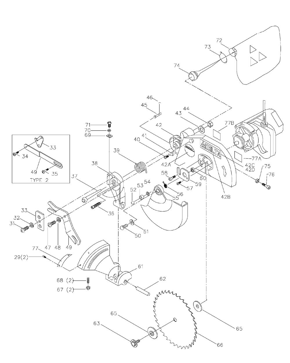 36-040-Delta-T2-PB-1Break Down