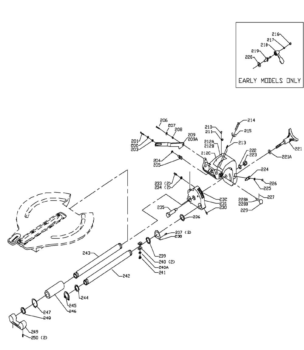 Delta-36-250-Type-2-Parts-1991-PBBreak Down