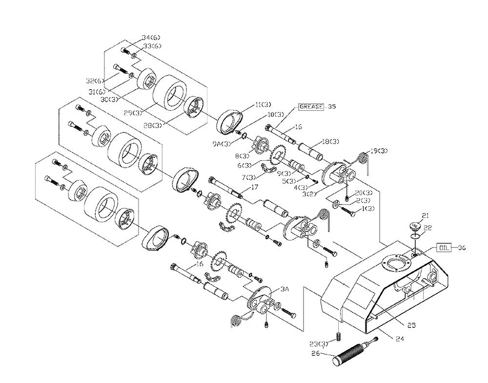 Mossberg 22 Part Diagram