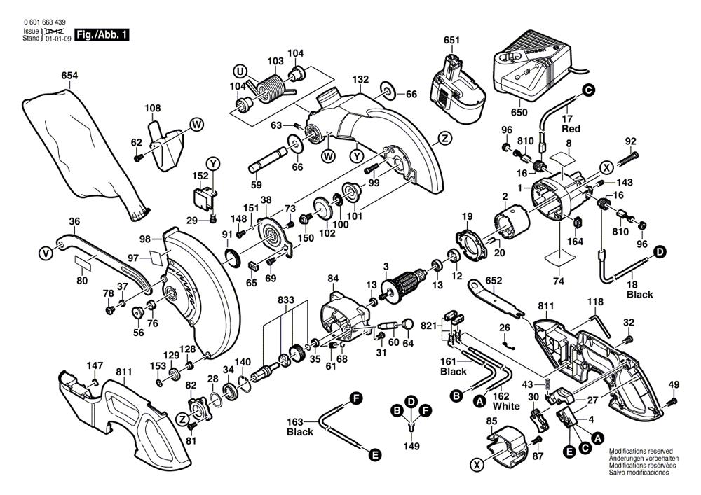 Ryobi Motor Diagram