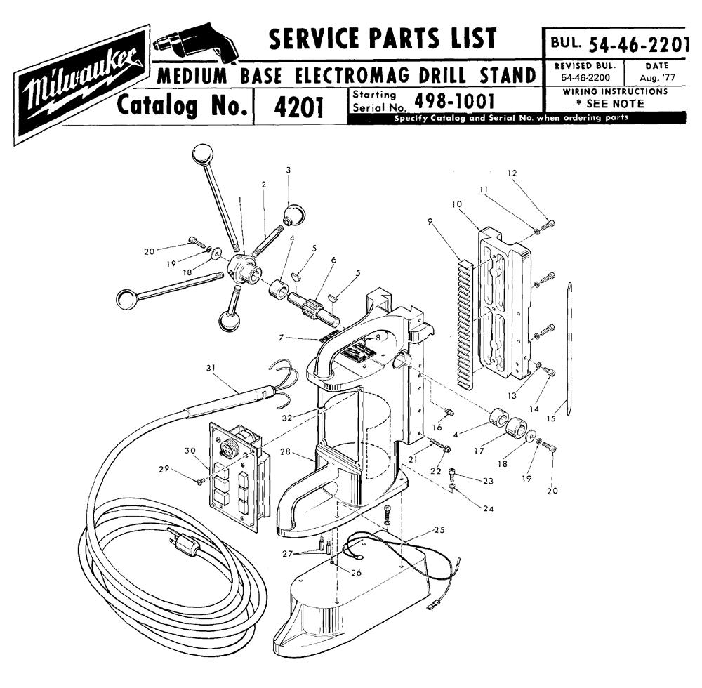 Buy Milwaukee 4201 498 1001 Type 2 Medium Base