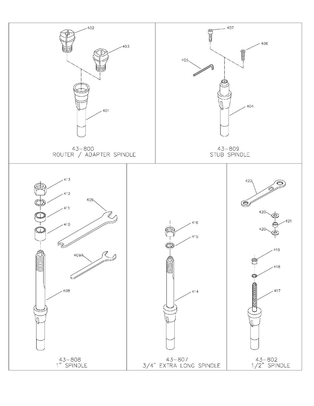 43-431X-Delta-T1-PB-1Break Down