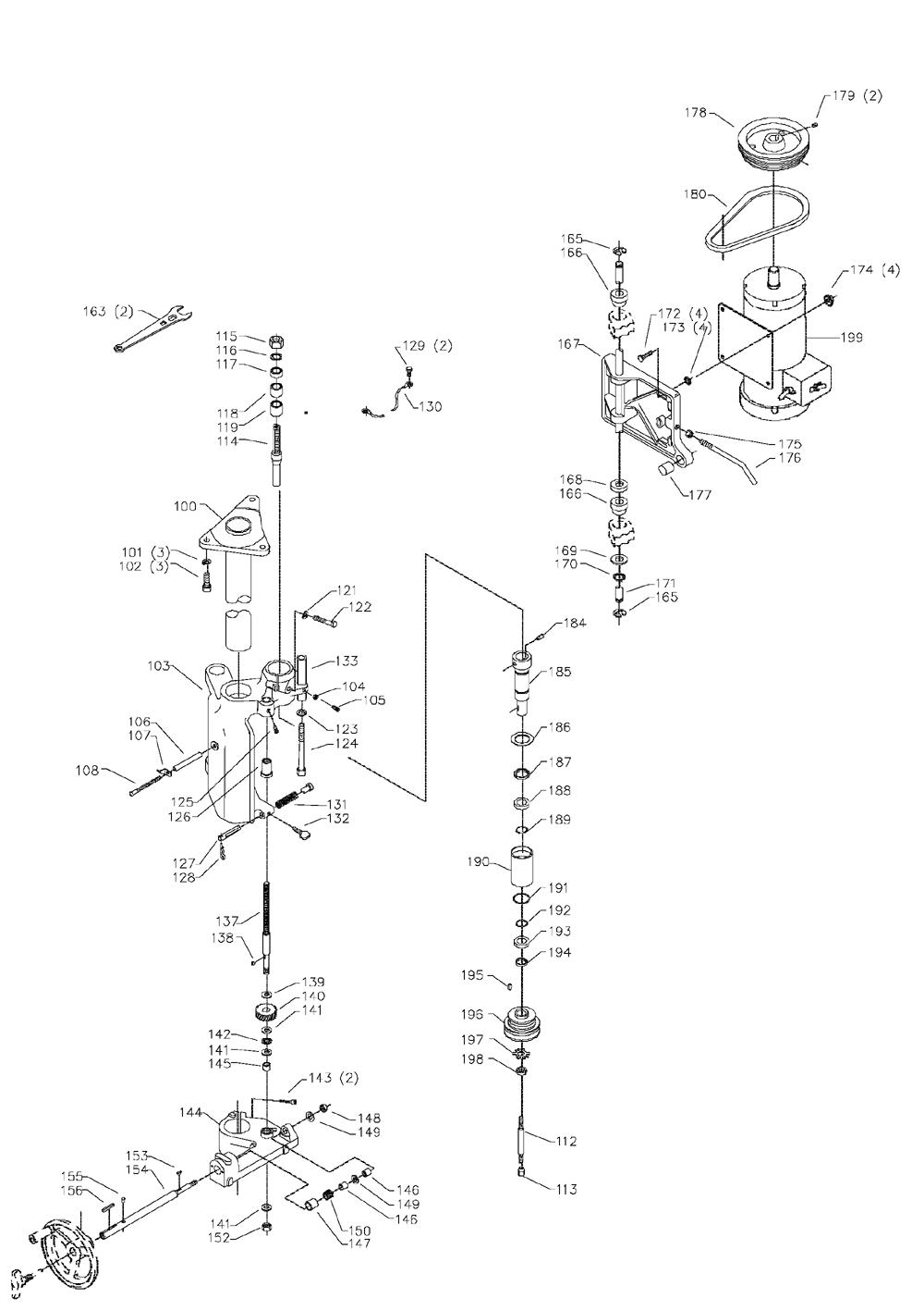 43-431X-Delta-T1-PB-2Break Down
