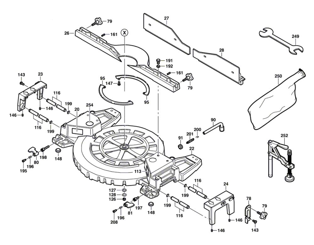 4412-(0601665039)-Bosch-PB-1Break Down