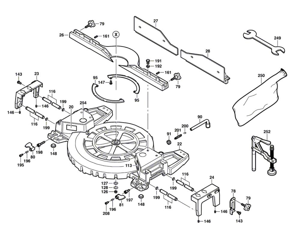 4412-(0601665139)-Bosch-PB-1Break Down