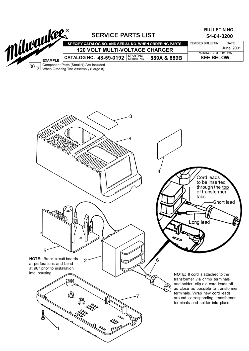 schematic diagram on milwaukee battery charger battery charger parts list