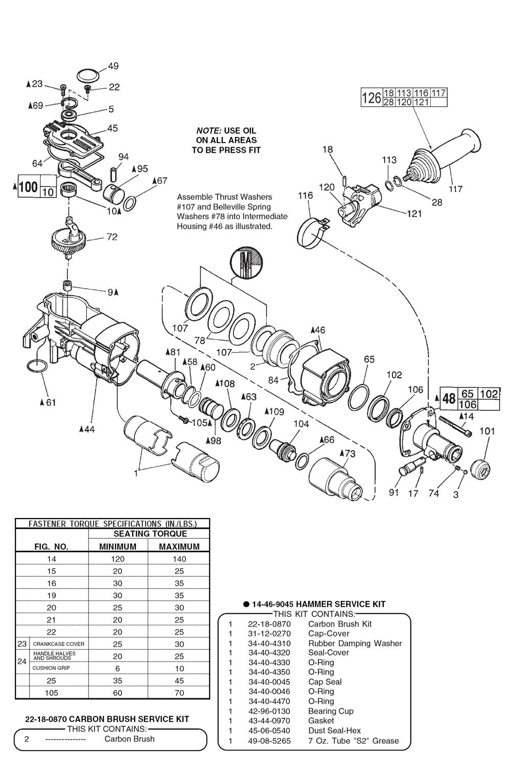 5336-22-(216B)-Milwaukee-PB-1Break Down