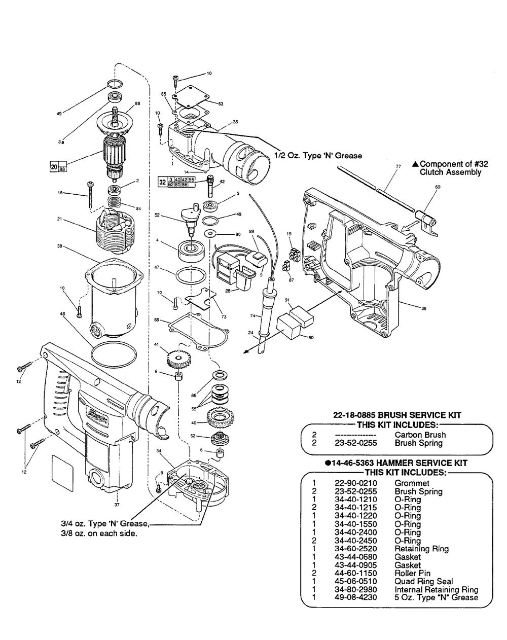 5363-51(707C)-Milwaukee-PB-1Break Down