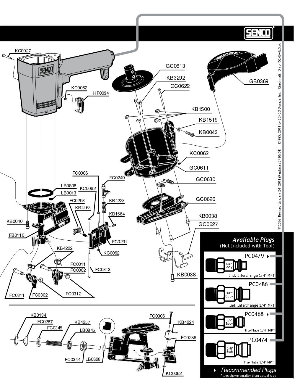 560003-senco-PB-1Break Down