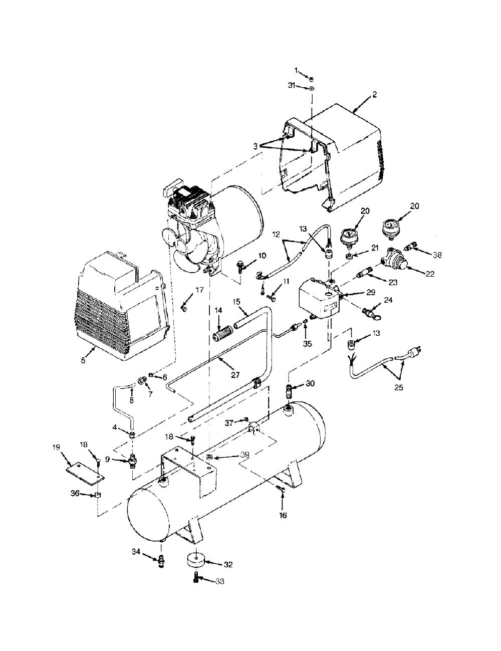 5Z598C-Devilbiss-T1-PB-1Break Down